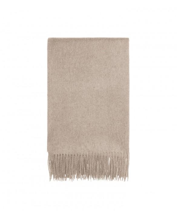 new product 13780 98ed1 écharpe en cachemire beige