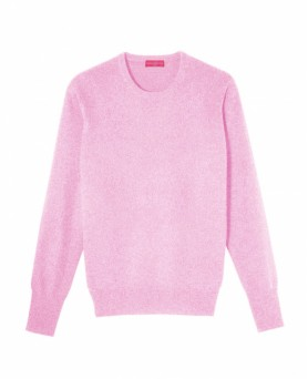 Pull homme col rond cachemire Haribo