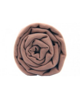Pashmina extra morbida in cashmere Marrone