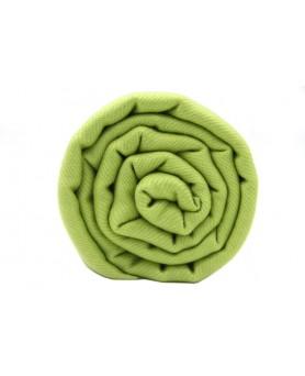 Pashmina extra morbida in cashmere Verde chiaro