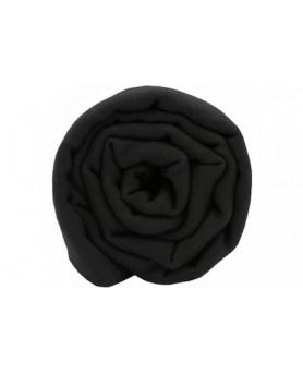 Pashmina pur cachemire Noir