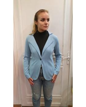 Cashmere blazer Sky blue