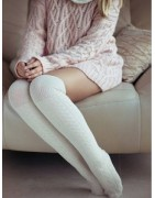 Collection Hermine de Pashmina Chaussettes
