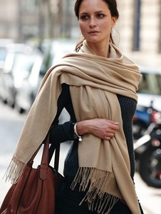 Cashmere ultra smooth Pashmina