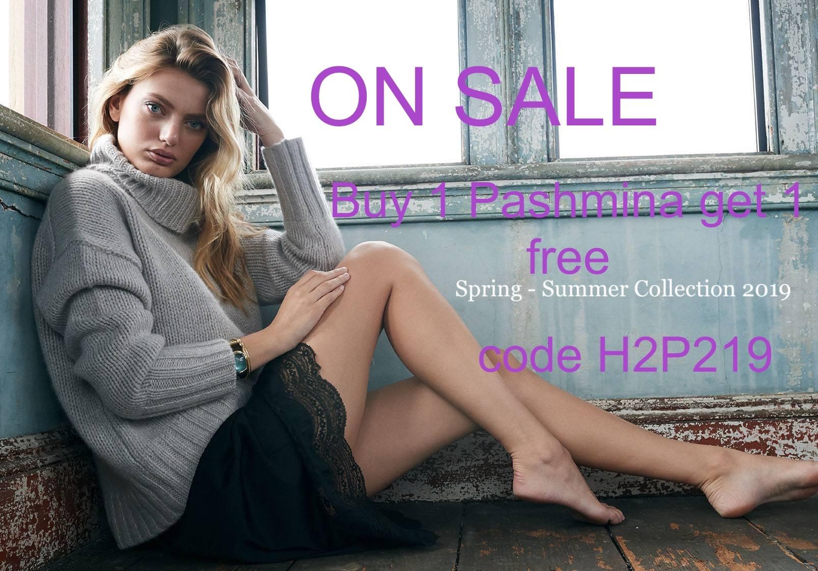 cashmere sales